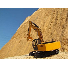Retroescavadeira 1/12 Scale Earth Digger 4200xl Hydraulic
