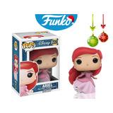 La Sirenita Funko Pop Disney Vestido Rosa Envio Gratis
