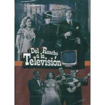 Dvd Cine Mexicano Del Rancho A La Television Luis Aguilar