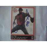 Rigoju Barajita Autografiada Jesus Pirela Album Aguilas 2011