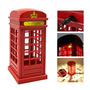Anpress Vintage Londres Cabina Telefónica Diseñada Usb Ca...