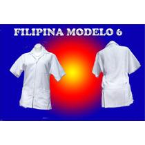 Filipina Modelo Unisex Uniforme Enfermeria Medicina Clinico