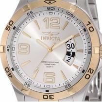 Invicta Il 0086 Relógio Detalhe Banhado Ouro 18k Luxo Edição