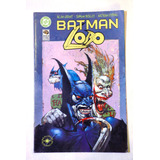 Batman Vs. Lobo - Especial Raro!!! Bau Comic Shop