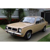 Gm Chevette Sl 1978 Impecável