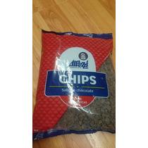 Chocolate Alpezzi Chips Semiamargo 1kg Cafe