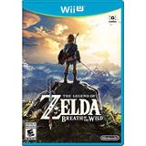 Legend Of Zelda Breath Of The Wild Nintendo Wii U Dakmor
