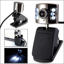 Camara Web 12 Mega Pixeles Con Microfono Vision Nocturna !!!