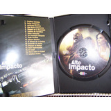 Dvd Original Alto Impacto / Crash