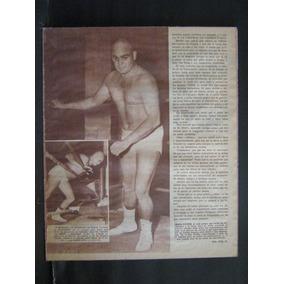 Articulo De La Revista Vea Frank Bucher 1950
