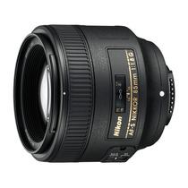 Lente Nikon Af-s Nikkor 85mm F/1.8g Pronta Entrega F1.8