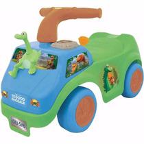 Carrito Interactivo Niños Disney Un Gran Dinosaurio Sonido