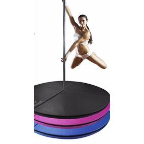 Tapete Para Tubo Portatil Pole Dance Varios Colores Baile