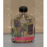 Antigua Petaca De Licor Lagrima De Indio