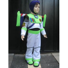 Disfraz Estilo Buzz Lightyear Toy Story De Lujo !!