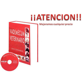Vademécum Veterinario 1 Vol + 1 Vcd