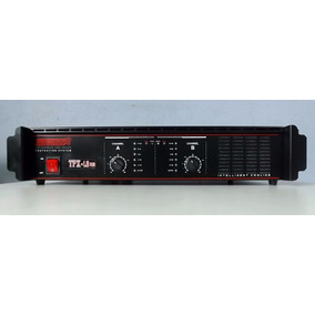 Potencia Tpx-1.8 Plus 1800 Watts Rms