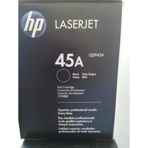 Toner 45a Q5945a Impresora 4345 Original Caja Negra Caracas