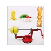 Batata No Palito - Máquina Batata Espiral - Batata Chips