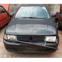 Para-choque Dianteiro Vw Polo Sedan 98/99