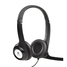 Microfono C/ Audifono Logitech H390 Usb
