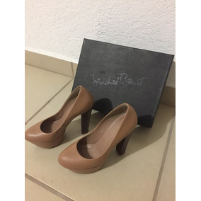 Zapatos Michel Domit Beige (usados)