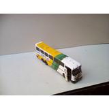 Miniatura De Ônibus Nielson Gontijo Abertura Da Porta