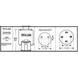 Bolsa De Aire Goodyear 1r14-240