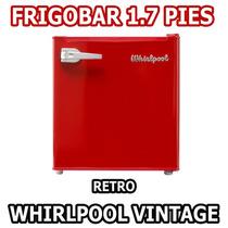 Frigobar Servibar 1.7p3 Ws2105r Whirlpool Vintage Retro