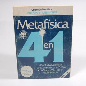 Æ1 Conny Mendez Metafísica 4 En 1 Volúmen 2 Azul