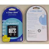 Bateria C.ciber-shat Original Para Talkabout Motorola 53615