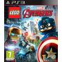 Lego Avengers - Playstation 3 - Promoción