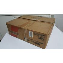 Video Cassete Nisato Vhs K7 Na Caixa Completo 4 Cabeças