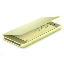 Cubierta Con Tapa Scr54 Para Sony Xperia Xa Verde
