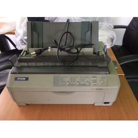 Impresora Fx890 . Usada. Perfecta Falta Cinta