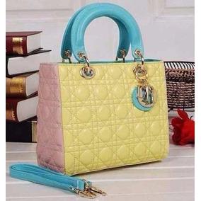 Bolsa Christian Dior 25 Cm Original Em Couro Frete Gratis