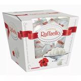 Kit C/ 10 Caixas De Bombom Raffaello C/15un Cada - Ferrero
