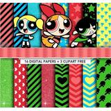 Kit Digital As Meninas Super Poderosas