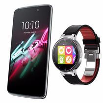 Celular Alcatel Idol 3 6045b (5.5) 16gb Smart Watch 42mm
