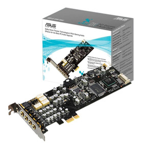Placa De Sonido Asus Xonar Dx 7.1 Dolby Digital Pci Express