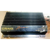 Amplificador Criag Powerplay Plus 1400 Watts