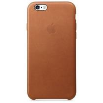 Funda En Piel Logo Apple Iphone 6 Ó 7 En Su Empaque