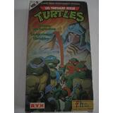 Las Tortugas Ninja Vol 1 Turtles Vhs Dibujos Animados Avh