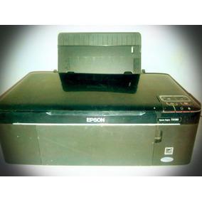 Impresora Multifuncional Epson Tx 130 Como Nueva Negociable