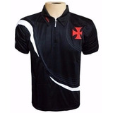 Camisa Polo Do Vasco Masculina Oficial