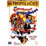 Dvd Os Saltimbancos Trapalhões - Original E Lacrado