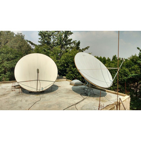 Antena Parabólica De 1.8 Mt