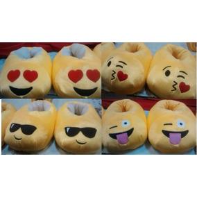 Pantuflas Emojis
