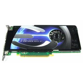 Placa De Video Evga Gforce 8800 Gt 512 Mb 256 Bits Ddr3
