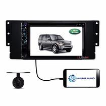 Central Multimídia Dvd Land Rover Discovery 3 Usb Tv Câmera